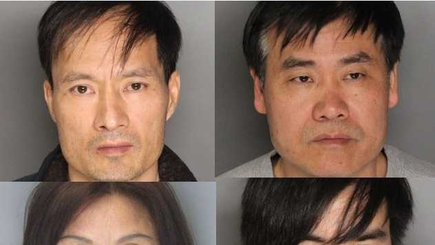Photos courtesy the Sacramento County Sheriff's Department