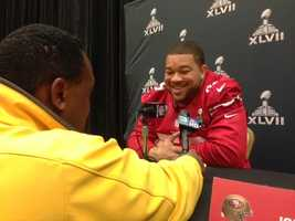 Jonathan Goodwin chats with KCRA 3's Del Rodgers (Jan. 31, 2013).