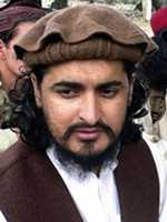 Hakimullah MehsudAccording to the FBI: Mehsud is wanted for his suspected involvement in the 2009 bombing of a U.S. military base along the Afghanistan-Pakistan border. The blast killed seven citizens and injured six others.