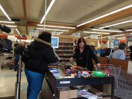 A long-time Central Valley grocery chain is closing up shop.