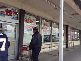 Sam's Food City originally opened its first store in Newman.