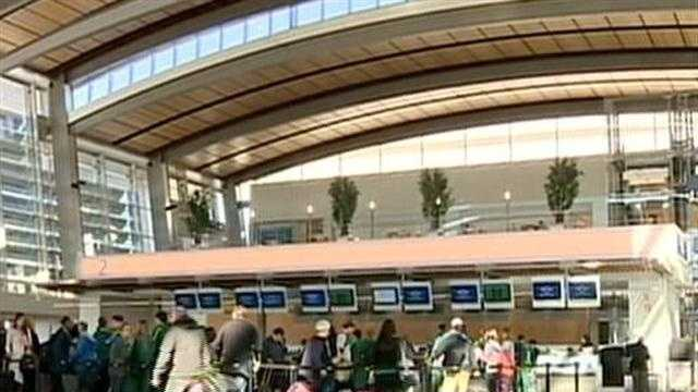 img-East coast storm causes cancellations at Sacramento International Airport