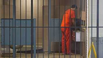 A look inside the Placer County Jail in Auburn. (Feb. 13, 2013)