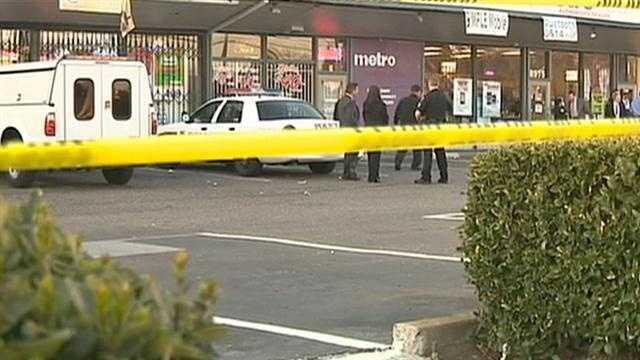 Metro PCS homicide