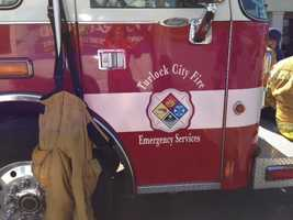 Turlock fire crews contained the fire in less than four hours, but continued to monitor hot spots.