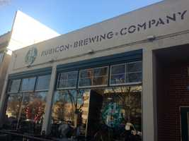 Rubicon, located on Capitol Avenue, is Sacramento's oldest brewery, with a 25-year history in the city and a center of activity during Beer Week.