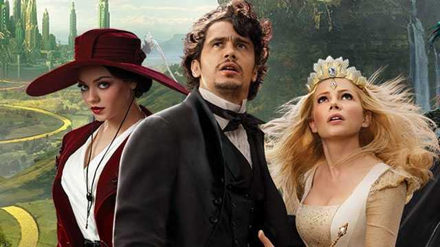 TV to movies - Oz the Great and Powerful
