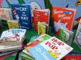 The school's reading program offers one-on-one tutoring for children.