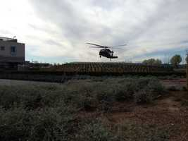 Kaiser Permanente Vacaville Medical Center invites public to see a Blackhawk chopper landing at its new helipad.