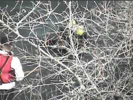 A body and vehicle were recovered following reports that a vehicle with a woman inside became submerged under water in the Sacramento River on Wednesday.