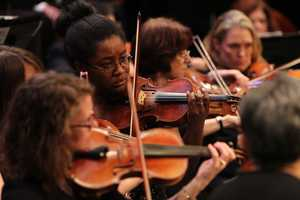 What: Camellia Symphony Orchestra's American Masters: A CelebrationWhere: Sacramento City College Performing Arts CenterWhen: Sat 8pm&#x3B; Sun 2pmClick here for more information on this event