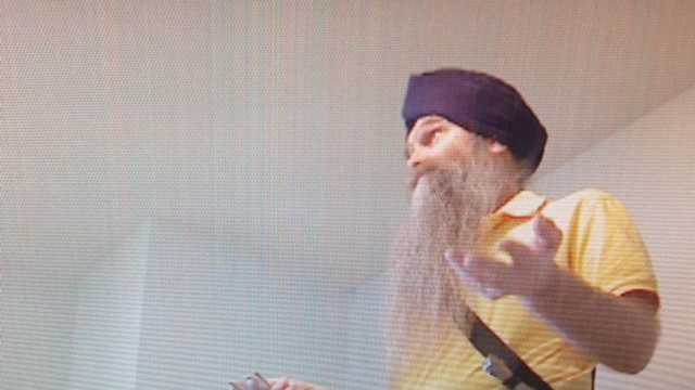 Gursant Singh Khalsa filed a suit against the state of California, claiming his religious rights were infringed by the state's assault weapons ban.