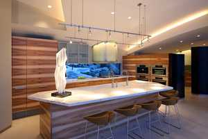 This is the kitchen area.