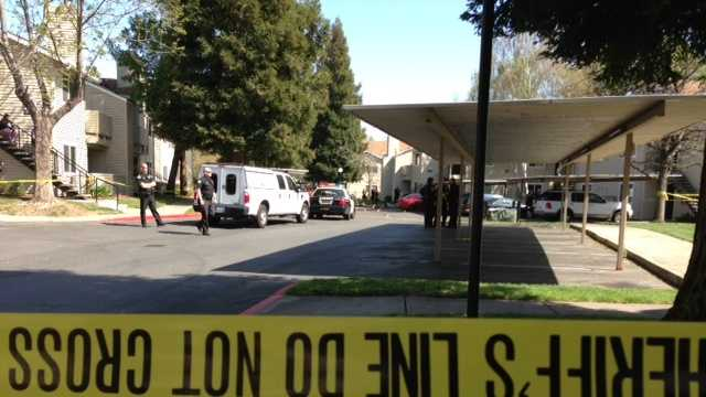 Sacramento County shooting