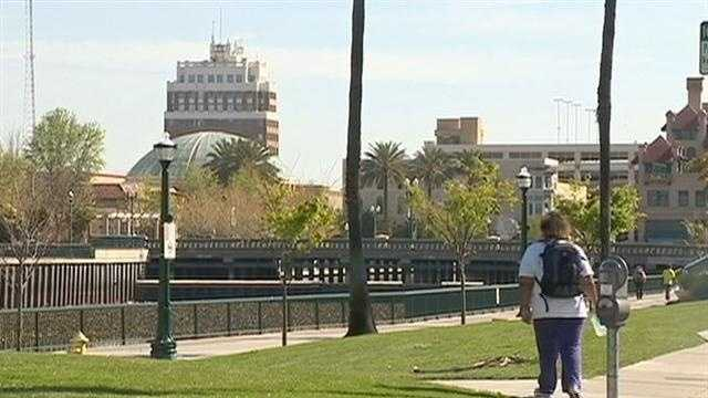 The city of Stockton will take its bankruptcy case to federal court to find out if the city is eligible to file for Chapter 9.