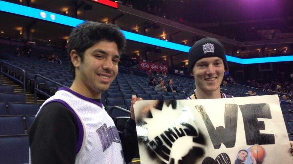 Kings fans