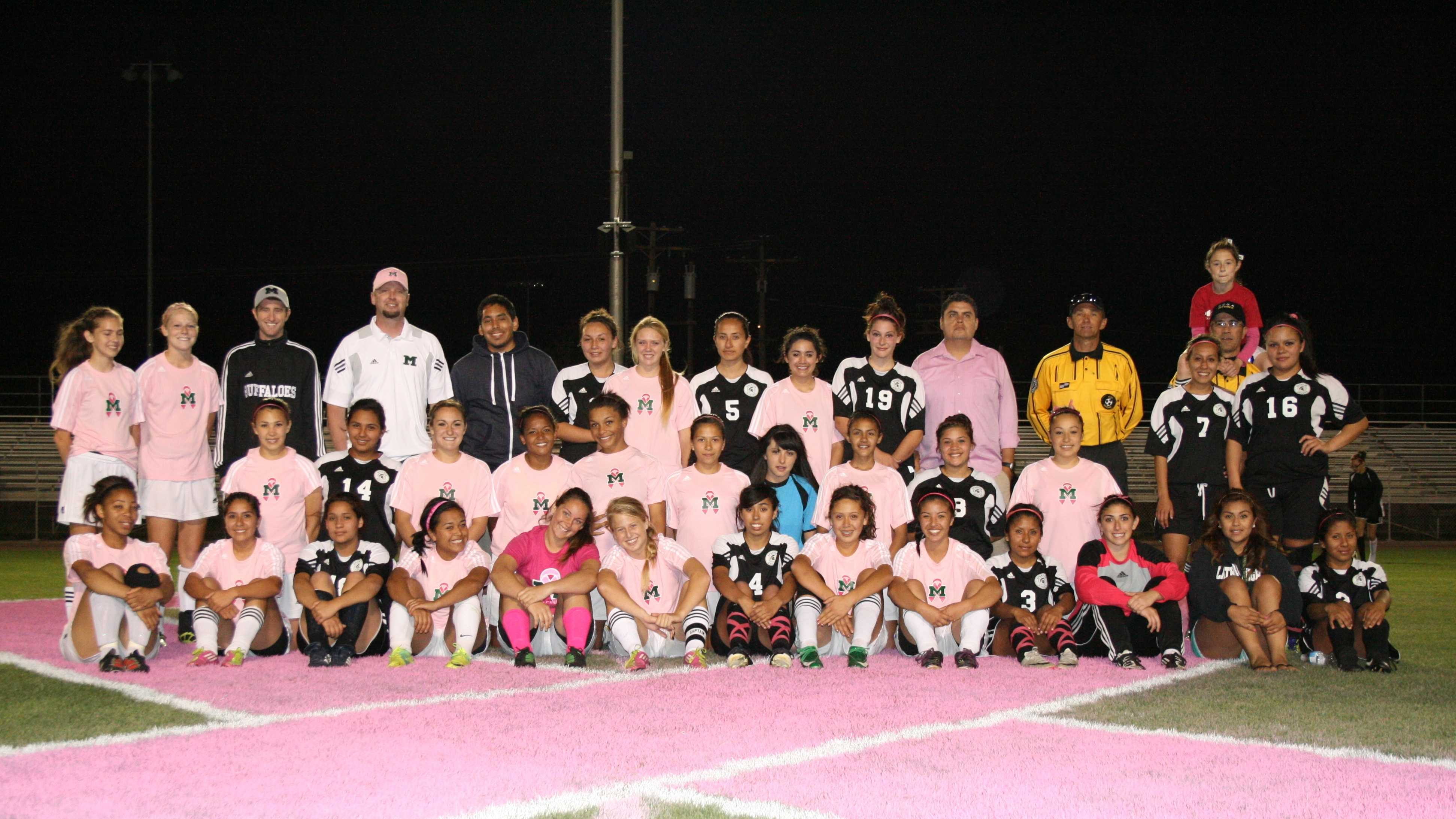 Kicking for a Cure 2012