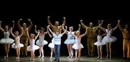 What: Broadway Sacramento's Billy Elliot the MusicalWhere: Community Center TheaterWhen: Fri 8pm&#x3B; Sat 2pm & 8pm&#x3B; Sun 2pmClick here for more information on this event.