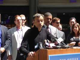 Silicon Valley CEO Vivek Ranadive: Ranadive, a co-owner of the Golden State Warriors, is a major investor on Sacramento's team that has put in a counterbid to buy the Kings. Ranadive would have to sell his partial stake in the Warriors if he becomes owner of the Kings.