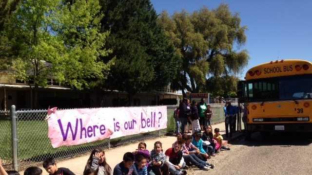 Lodi school's bell