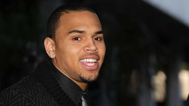 most hated celebs - Chris Brown