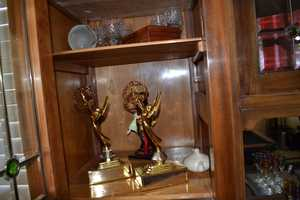16.) I'm not a big trophy guy, but I am proud of various awards and recognition, including these Emmys.