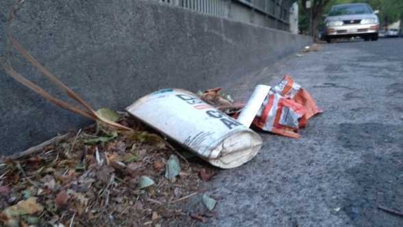 Last year alone, a state agency spent $52 million on litter removal.