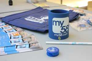 Fabulous My58 giveaways