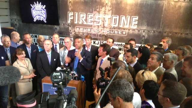 Kings news conference