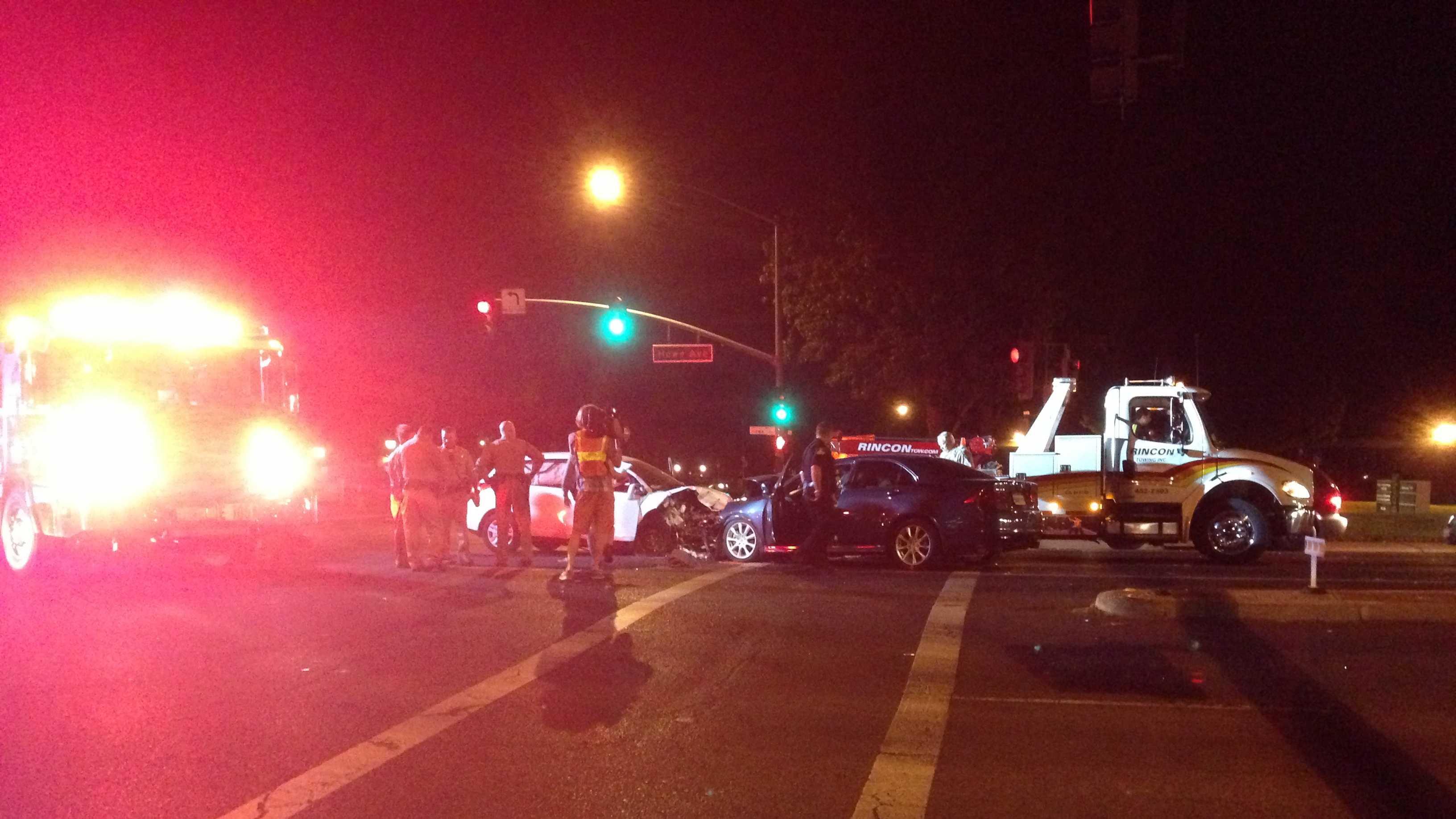 Sacramento crash
