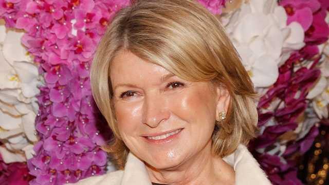 Martha Stewart at Clinton Global Initiative