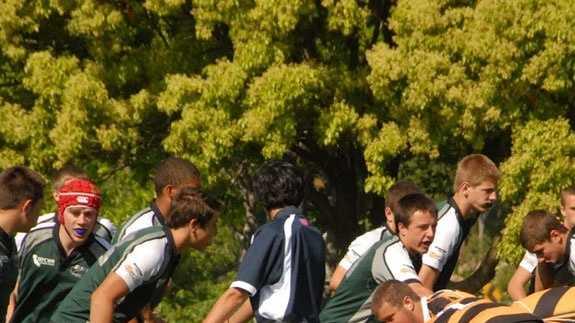 Granite Bay varsity rugby team