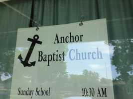 Anchor Baptist Church (May 8, 2013)