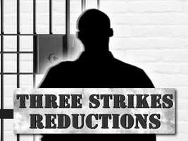 See the number of Three Strikes inmates who are eligible for a sentence reduction under Proposition 36. Numbers broken down by county.Source: California Department of Corrections and Rehabilitation.