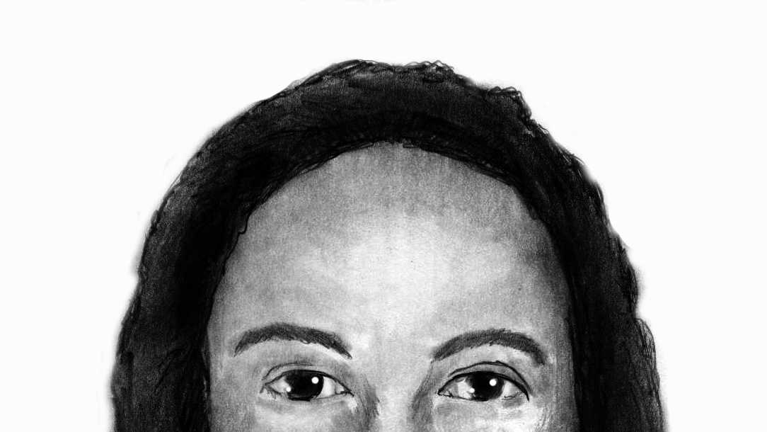 Sketch of kidnapping suspect (May 13, 2013)