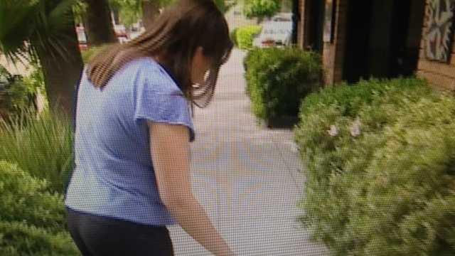 Trail of blood key in solving midtown burglaries