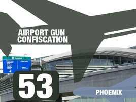 Airport: Phoenix Sky Harbor International AirportTotal guns: 53Percentage loaded: 89%