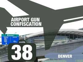 Airport: Denver International AirportTotal guns: 38Percentage loaded: 89%
