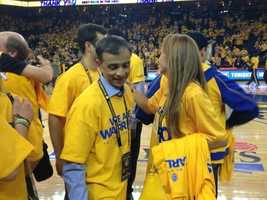 Deal is doneMay 16, 2013 -- Vivek Ranadive confirms that a deal has been reached with the Maloof Family to buy a controlling interest in the Kings.