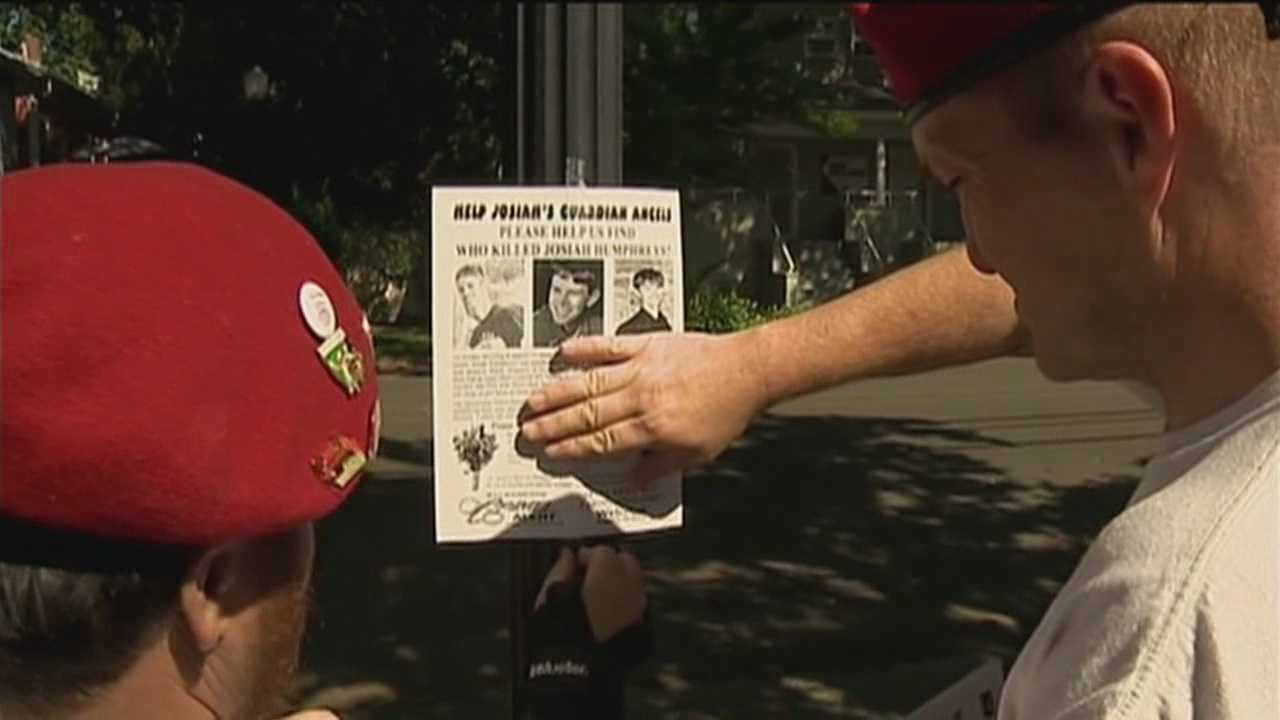 Guardian Angels spread word about murder suspects