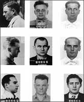 "Roger ""The Terrible"" Touhy's GangTouhy and two of his partners were convicted in 1934 and sentenced to 99 years in prison for the kidnapping John ""Jake the Barber"" Factor and holding him for ransom."