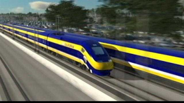A team of construction companies, led by Southern California-based Tudor Perini, was awarded the contract of building the first segment of California's high speed rail line.
