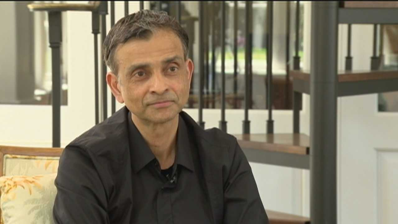 Tonight at 6PM: Who Is Vivek Ranadive?