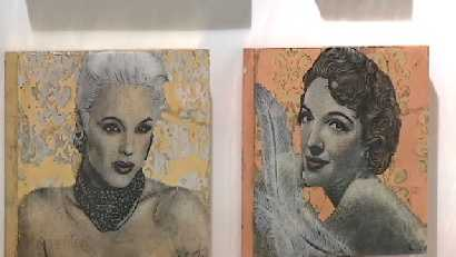 Art collection pulled from Vanguard lounge