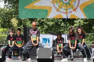 What: Juneteenth 2013Where: William Land ParkWhen: Fri 7pm-9:30pm&#x3B; Sat 8am-6pm&#x3B; Sun 6amClick here for more information on this event.