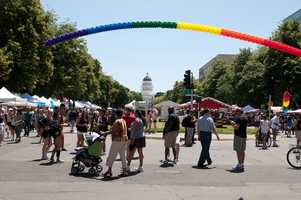What: Sacramento PrideWhere: Capitol MallWhen: Sat 11am-6pm *Parade 11amClick here for more information on this event.