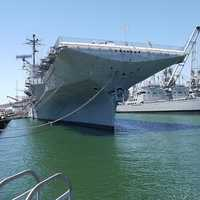 Alameda CountyVisitor-generated sales tax receipts: $78,600,000Things to do: Visit the USS Hornet, a famous aircraft carrier from WWII, and other famous historical sites like the Alameda Museum.