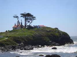 Del Norte CountyVisitor-generated sales tax receipts: $3,100,000Things to do: Experience why Del Norte County is called the place where the redwood meets the sea.