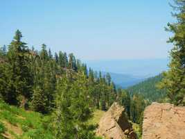 Trinity CountyVisitor-generated sales tax receipts: $900,000Things to do: Shasta-Trinity National Forest makes up Trinity County, a peaceful setting, ideal for whitewater sports, camping, fishing and hiking.