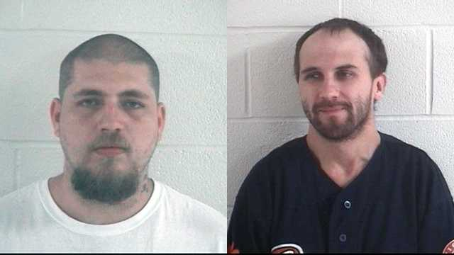 Ohio slavery case suspects Callahan and Brown
